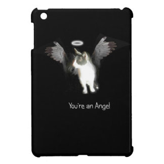 Angel Kitten -You're an Angel iPad Mini Cover