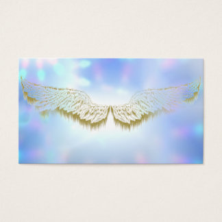 Angel light star business cards