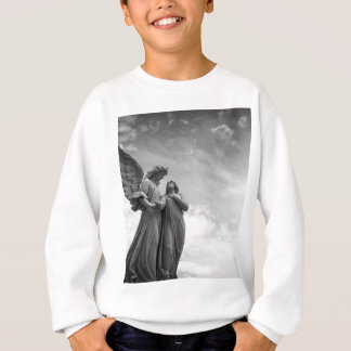 Angel love sweatshirt