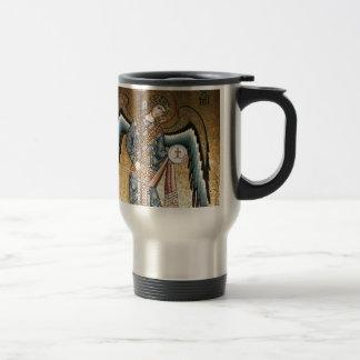 Angel Michael Stainless Steel Travel Mug