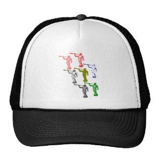 Angel Moroni comic 02 Mesh Hats