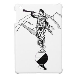 Angel Moroni Cover For The iPad Mini