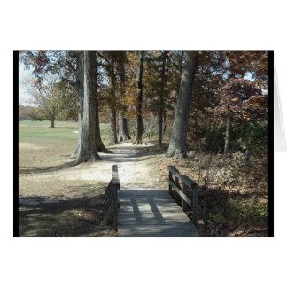 Angel Mounds, Indiana Card