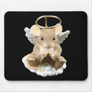 Angel Mouse Mouse Pad