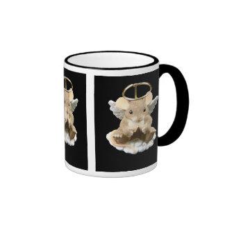 Angel Mouse Ringer Mug