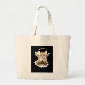 Angel Mouse Jumbo Tote Bag