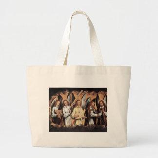 Angel Musicians Jumbo Tote Bag