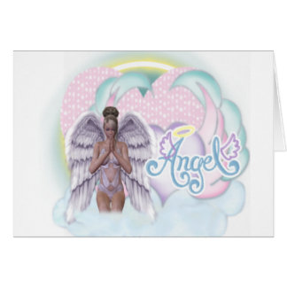 Angel - Note Card