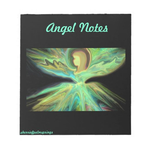 Angel Notes Notepads