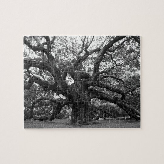 Angel Oak Tree Puzzle