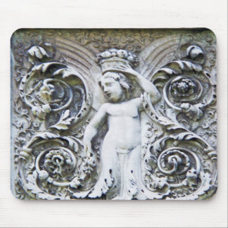 Angel Of Abundance Mouse Pad