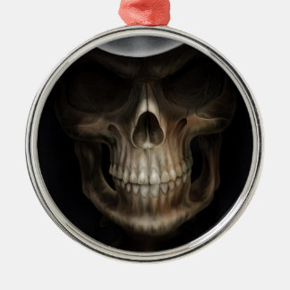 Angel of Death Metal Ornament