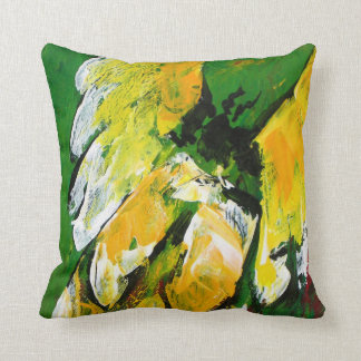 Angel of Delight 2010 Throw Pillow