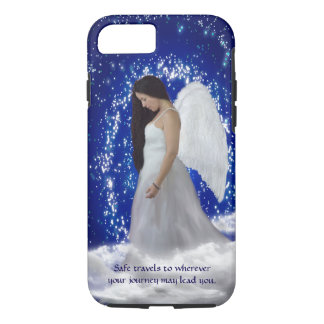 Angel of Faith iPhone 7, Tough iPhone 8/7 Case