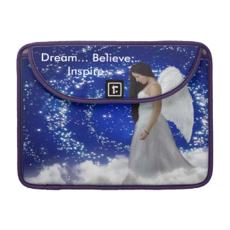 "Angel of Faith Macbook Pro 13"" sleeve"