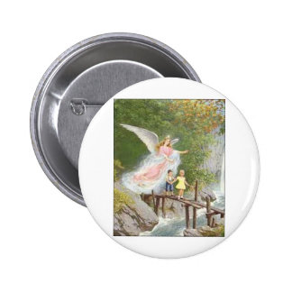 Angel of God my guardian dear! 6 Cm Round Badge