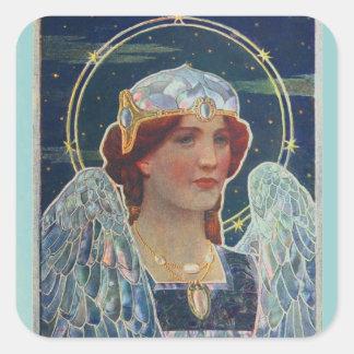 Angel of God sticker