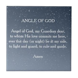 Angel of God Tile