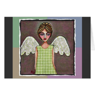 Angel of Grace - greeting card