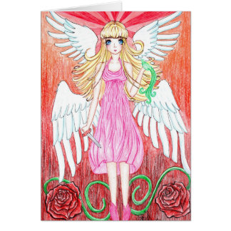 Angel of Hope Card