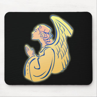 Angel Of Hope Mouse Pad