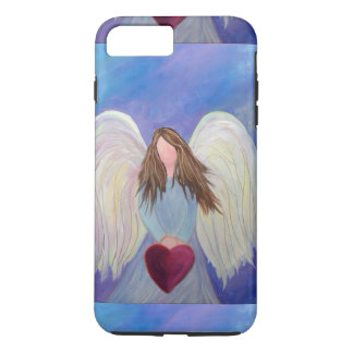 Angel of Love iPhone 7 Plus Case