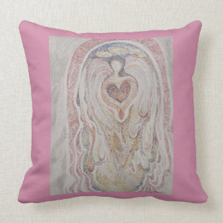 """Angel of Love"" Pillow design"
