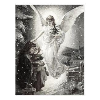 Angel of love postcard