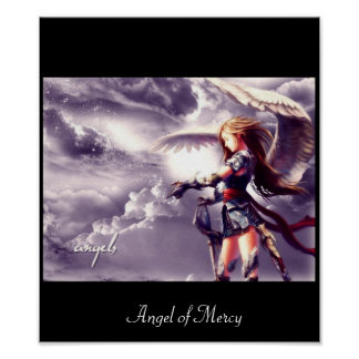 Angel of Mercy Poster