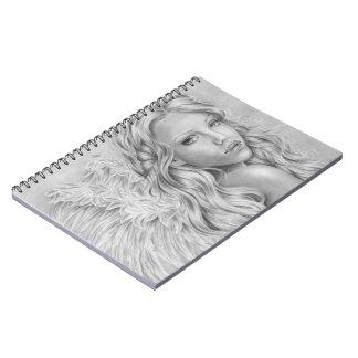 Angel of mine Notebook