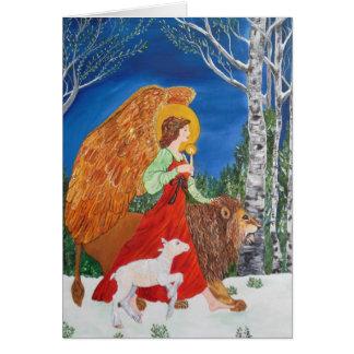 Angel of Peace Card