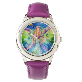 Angel of Peace Wristwatches