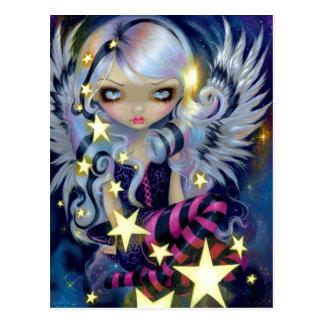 Angel of Starlight Postcard