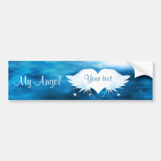 Angel of the Heart - Bumper Sticker