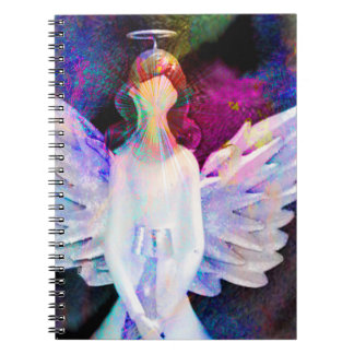 Angel of Tranquility Notebook