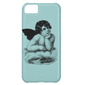 Angel on a cloud iPhone 5C cases