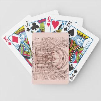 Angel Orensanz Bicycle Playing Cards