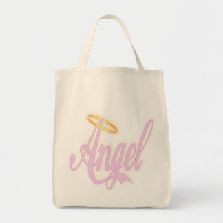Angel - Organic Grocery Tote