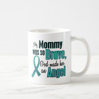 Angel Ovarian Cervical Cancer Mug