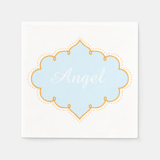 Angel Paper Napkin