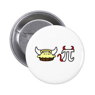 Angel Pie and Devil Pi Pin