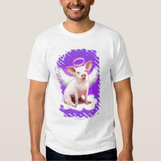 Angel Pig Tshirt