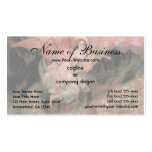 Angel Piping to Souls in Hell by Evelyn De Morgan Business Card Template