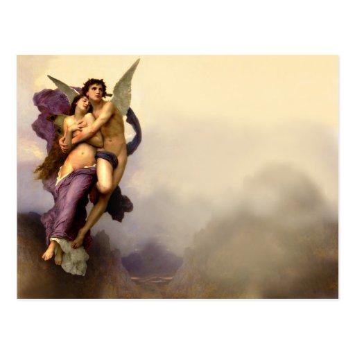 Angel Post Card