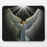Angel Power Mousepad