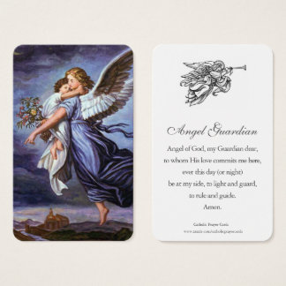 Angel Prayer Cards | Angel of the Lord