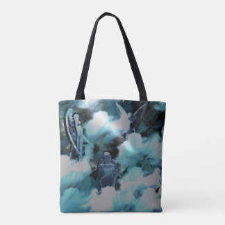 ANGEL PRAYERS TOTE