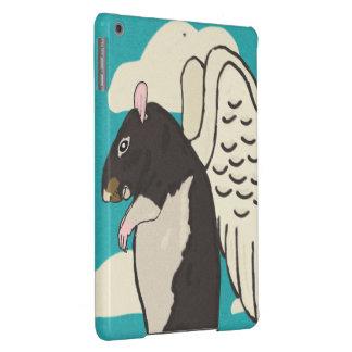 Angel rat iPad air case