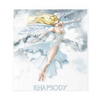 Angel Rhapsody - Note Pad