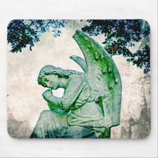 Angel s Thoughts Mousepads